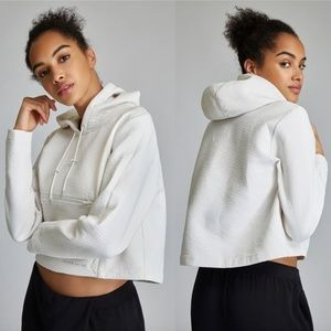 Nike Sportswear Tech Pack Packable Cropped Hoodie